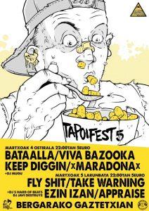 Presentación Bergara-Tapoi Fest 5