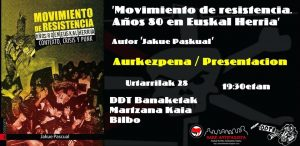 presentación Bilbao-DDT. 28 enero 2016